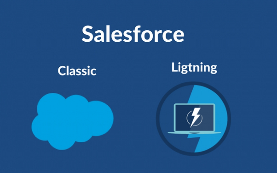 Moving to Salesforce Lightning